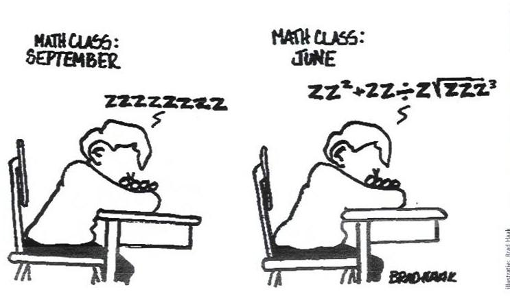 Problemen op school.